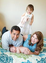 San Antonio Family portrait