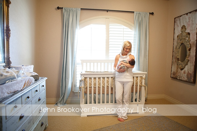 newborn-in-nursery-portrait