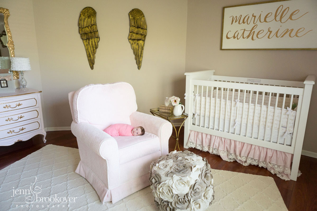 newborn photography at home in San Antonio, Texas