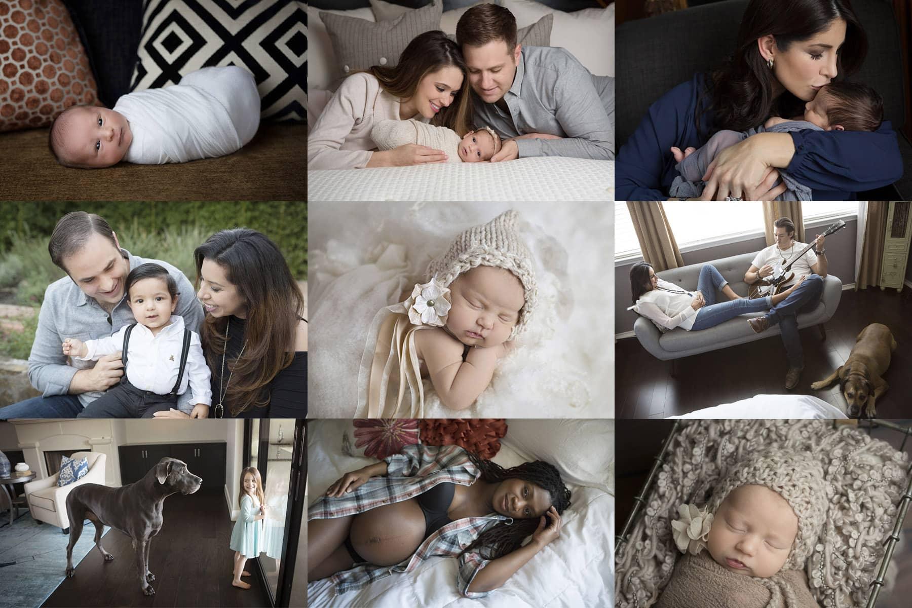jenn brookokover photography san antonio newborn family photographer