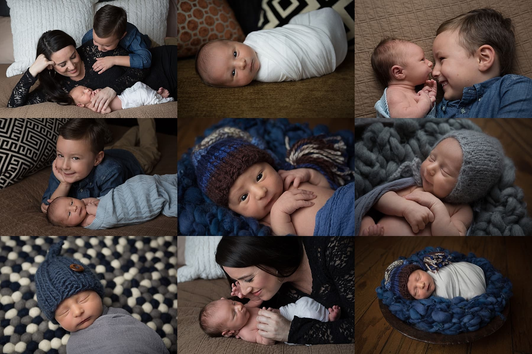 newborn photo session in San Antonio, Texas
